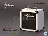 Alphanso Martina 8 Bass Amp 10watt 90 days warranty