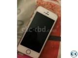 Appple iPhone 5S 32GB gold Factory unlocked........