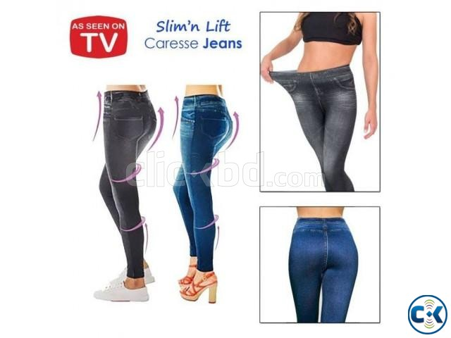 Slim n Lift Caresse Jeans For Ladies | ClickBD large image 0