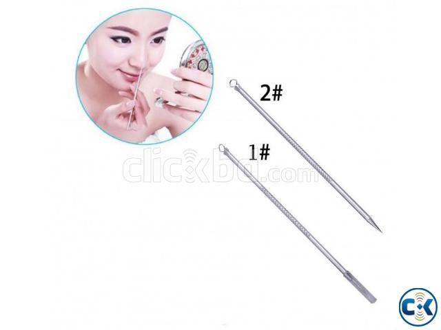 Blackhead Comedone Remover Color Silver Plated 1pc | ClickBD large image 0