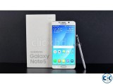 Brand New Samsung Galaxy Note 5 Dual 32GB Sealed Pack Wrnty