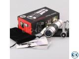 Universal 18X Zoom Telescope Camera Telephoto Lens