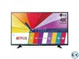49 UF640T LG SMART 4K ULTRA LED TV