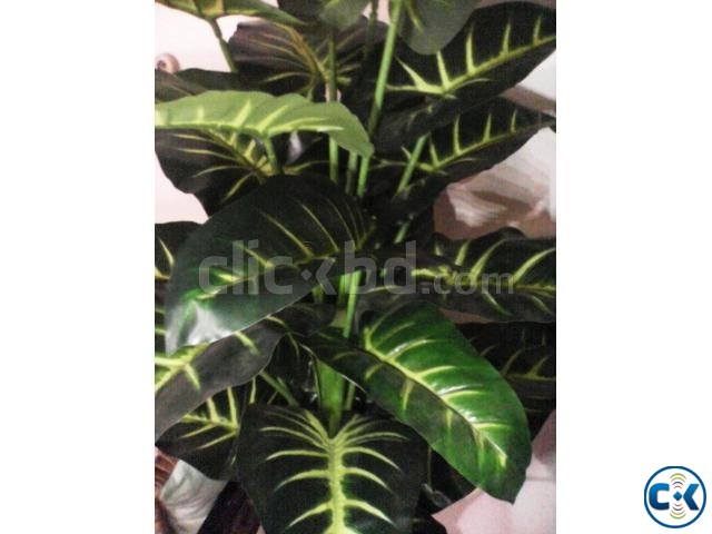 Artificial Plant Home Office Decore-  | ClickBD large image 1
