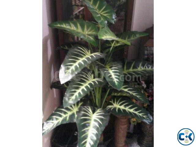 Artificial Plant Home Office Decore-  | ClickBD large image 4
