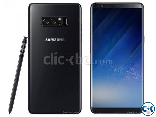 Brand New Samsung Note 8 64 GB Intact Box. | ClickBD large image 0