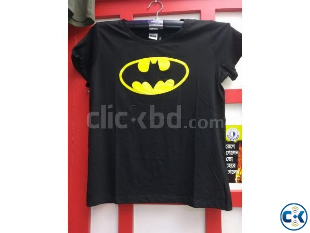 Batman t-shirt | ClickBD large image 0