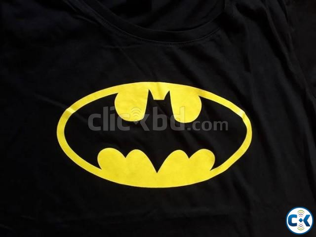 Batman t-shirt | ClickBD large image 1