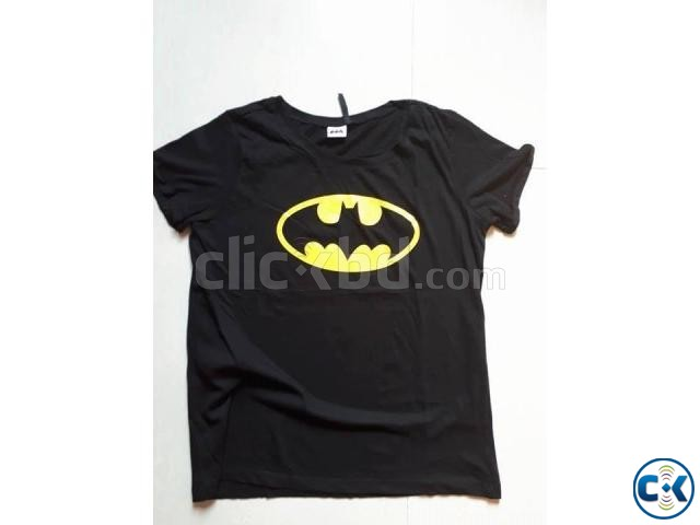 Batman t-shirt | ClickBD large image 2