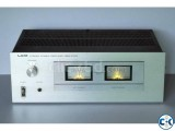 Lo-D power pre amp with sherwood turntable. 01674594667