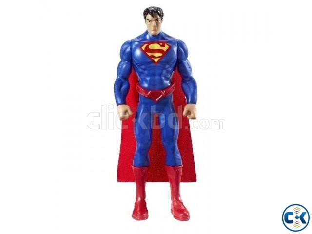 Superman Classic For Kids - 12 inch | ClickBD large image 0