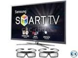 KU6000 55 Inch Samsung Flat UHD 4K HDR Smart LED TV