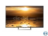 Sony Bravia KD-49X8000E 49 4K X-Reality PRO Smart LED TV.