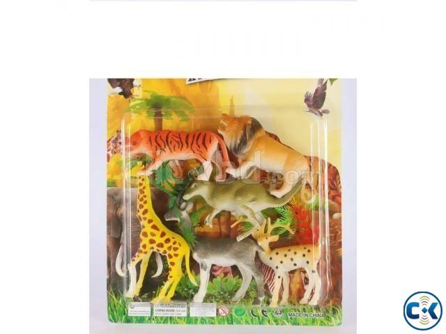 Wow Toys Kids Animal Set | ClickBD large image 0