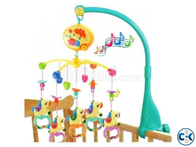 Bed Bell Toy with Music | ClickBD large image 0