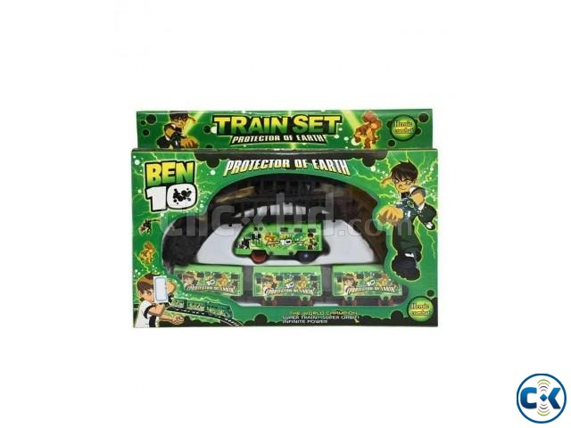 Battery Operated Train Toy | ClickBD large image 0