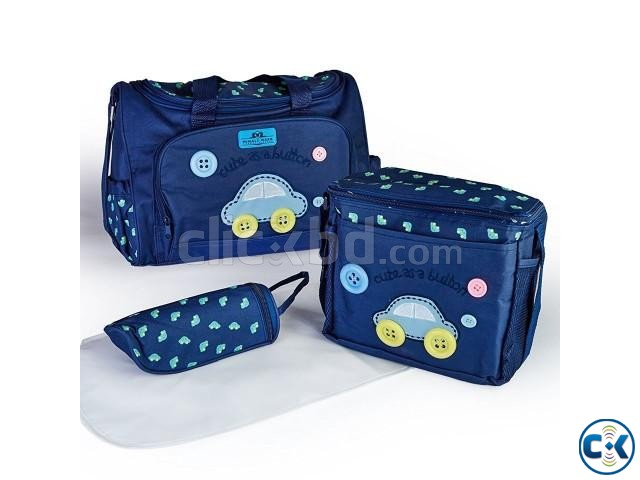 Baby Diaper bag | ClickBD large image 0