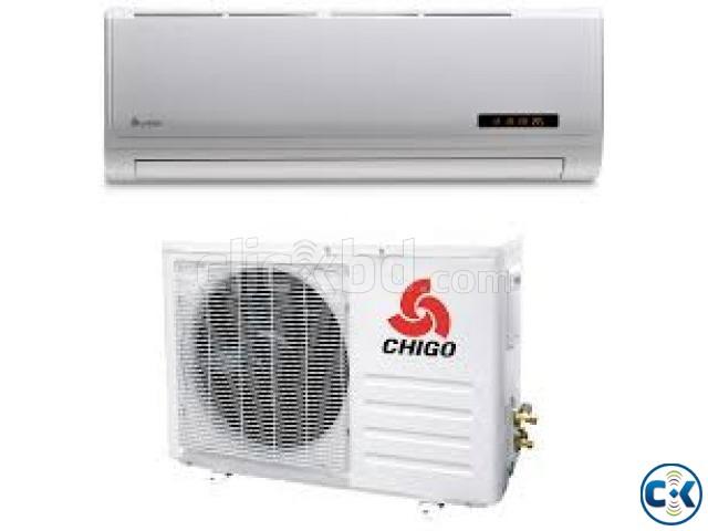 Chigo 1.5 TON Split Type AC Brand New | ClickBD large image 0