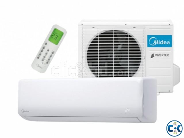 Midea 2 Ton AC MS11D-24CR 24000 BTU Split Air Conditioner | ClickBD large image 1
