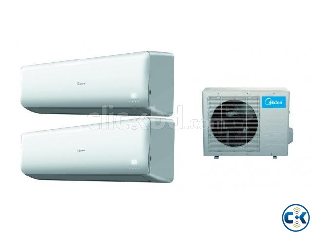 Midea 2 Ton AC MS11D-24CR 24000 BTU Split Air Conditioner | ClickBD large image 2
