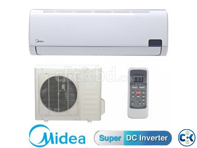 Midea 2 Ton AC MS11D-24CR 24000 BTU Split Air Conditioner | ClickBD large image 3