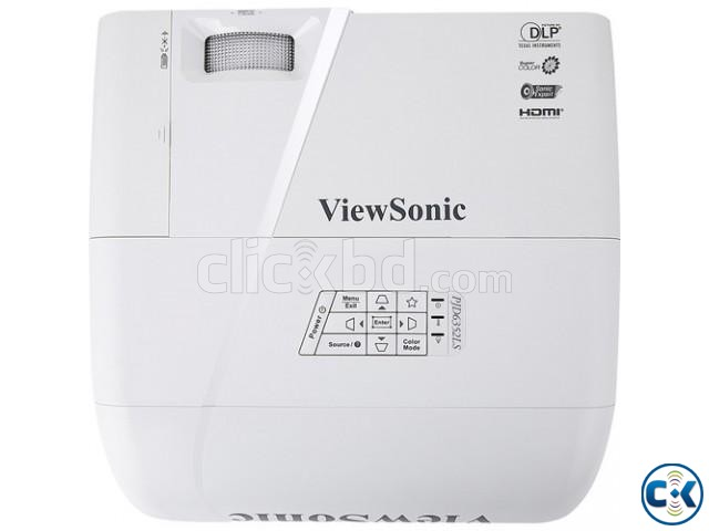 ViewSonic PJD6352LS 3200L LightStream Networkable Projector | ClickBD large image 1