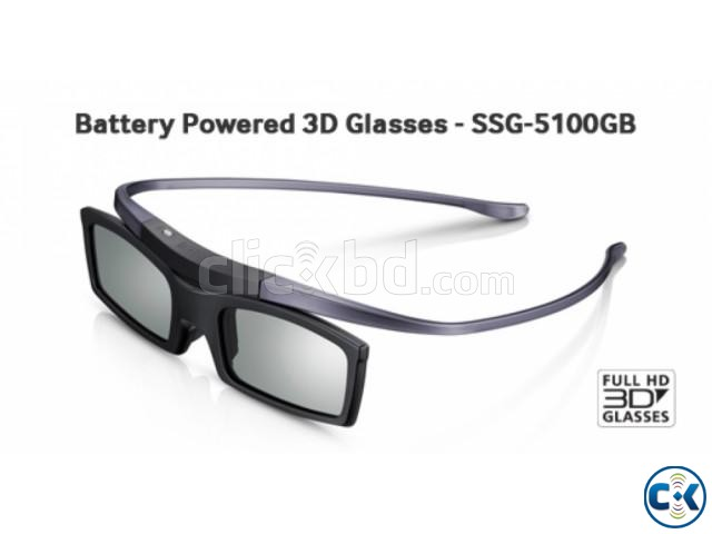 Samsung SSG-5150GB For TV Active 3D Glass | ClickBD large image 2