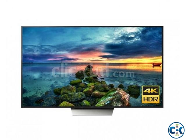 55INCH X8500D SONY BRAVIA 4K ANDROID SMART LED TV | ClickBD large image 0