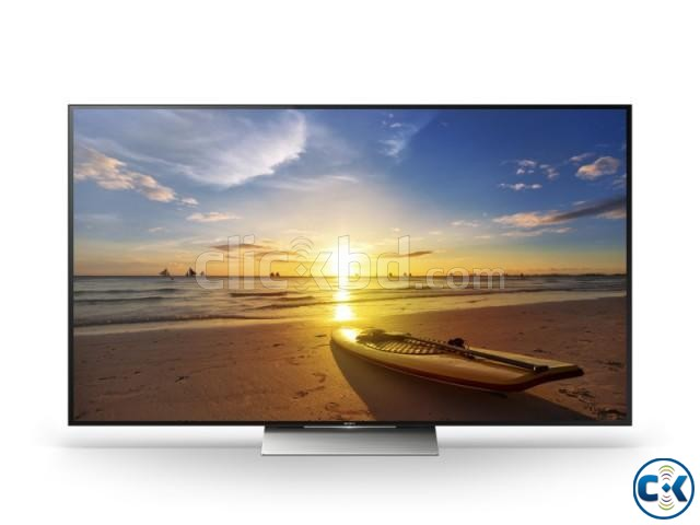 55INCH X8500D SONY BRAVIA 4K ANDROID SMART LED TV | ClickBD large image 1