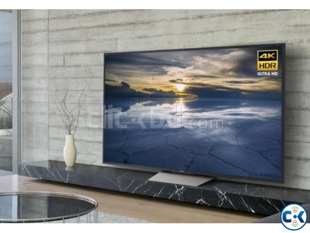 55INCH X8500D SONY BRAVIA 4K ANDROID SMART LED TV | ClickBD large image 2