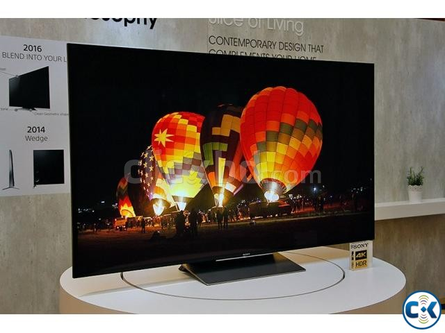 55INCH X8500D SONY BRAVIA 4K ANDROID SMART LED TV | ClickBD large image 4