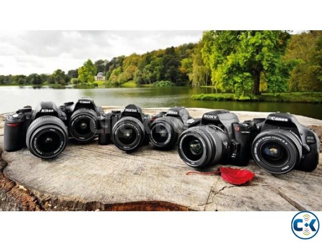 DSLR Camera Price in Bangladesh | ClickBD large image 0