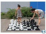 Jumbo Chess Giant outdoor indoor Games