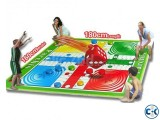 Ludo Giant Size Board Indoor Outdoor Games