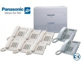 Panasonic PA System Package