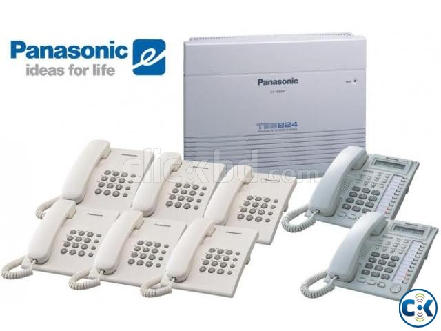 Panasonic PA System Package | ClickBD large image 0