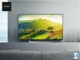3 Years Replicement Guranatee W750E 43 Sony Bravia Tv
