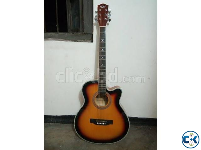 Acoustic Guitar TGM  | ClickBD large image 0