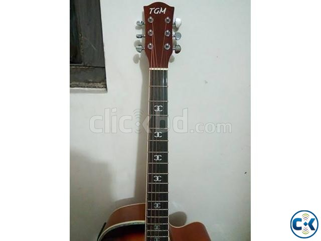 Acoustic Guitar TGM  | ClickBD large image 2