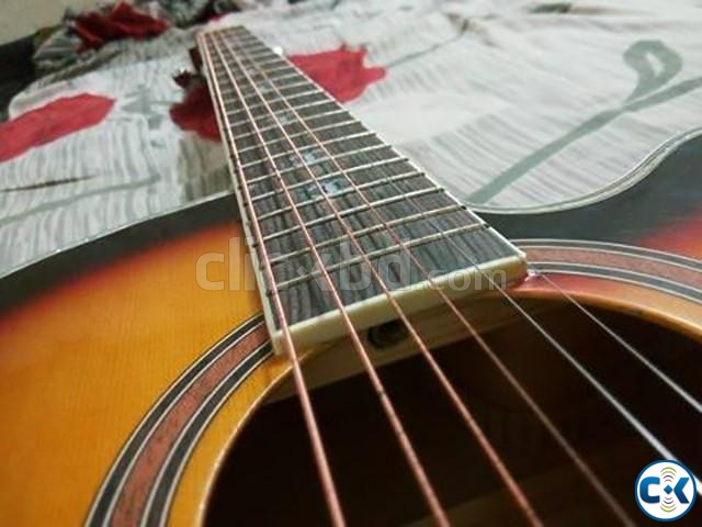 Acoustic Guitar TGM  | ClickBD large image 3