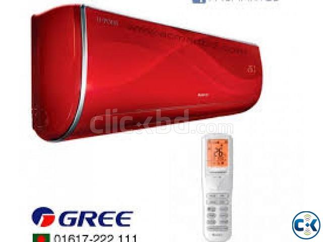 Gree GSH-18UG 1.5 Ton 18000 BTU U-Poem Wall Mount Split AC | ClickBD large image 0