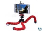 Mini Octopus For Mobile Phone Camera Flexible Tripod Holder