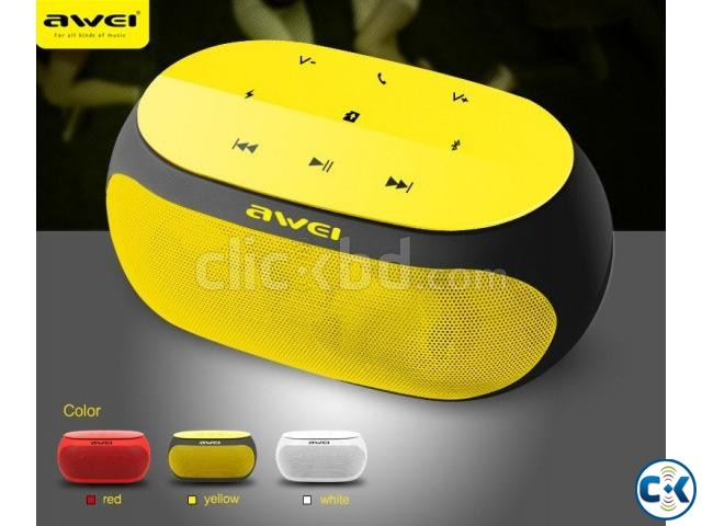 AWEI Y200 Wireless Bluetooth Stereo Speaker | ClickBD large image 0