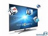 Samsung 55 Inch KU6000 Flat UHD 4K HDR Smart LED TV