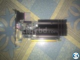 1 GB DDR-3 Graphics Card