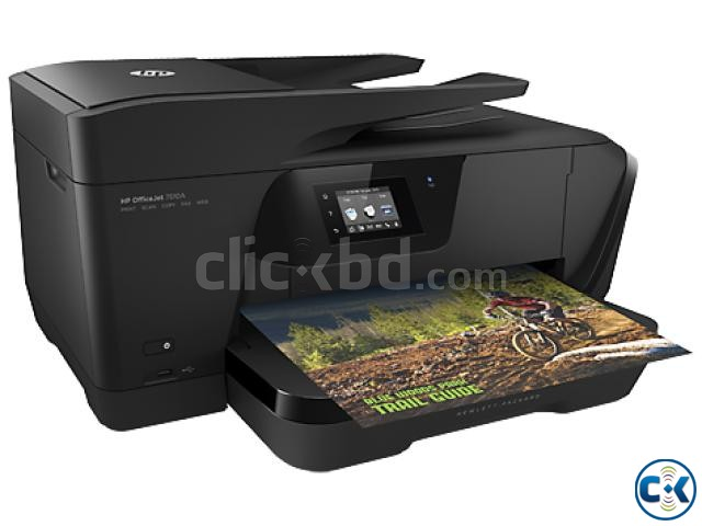 HP OfficeJet 7510 Wide Format All-In-One Wi-Fi Printer | ClickBD large image 0