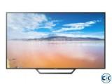 3 Years Replicement Guranatee =W652d 40'' Sony Bravia Tv