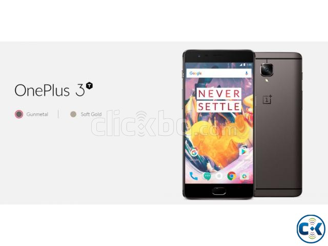 Brand New ONE PLUS 3T 64GB Sealed Pack 3 Yr Warranty | ClickBD large image 2