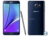 Brand New Samsung Galaxy Note 5 Dual 64GB Sealed Pack Wrnty