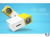YG300 Mini Projector Portable Projector